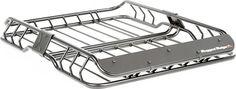 Rugged Ridge Spartacus Roof Rack Basket with Deflector | Quadratec