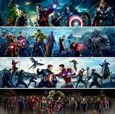 Culmination of the Marvel Cinematic Universe
