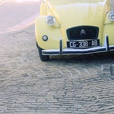 memories from a journey: Provence ~~~ you can find this here as a print for sale in my photography etsy shop, Sma photo boutique Yellow Fever, Yellow Car, Pastel Yellow, Shades Of Yellow, Mellow Yellow, Yellow Photography, Pastel Palette, Car Humor, Car Lights