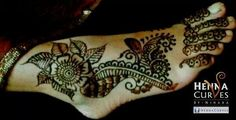 Henna curves by nihara