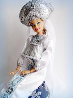 Костюм «Василиса» для куклы. Хотите попасть в сказку? в разделе Детский мир в Архангельске Игрушки