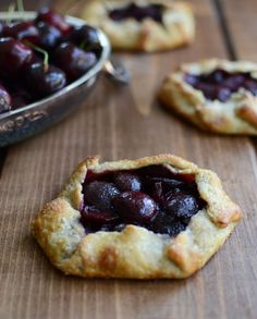 Cherry Galette with