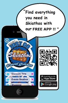 Time to load our APP https://play.google.com/store/apps/details?id=com.JustGoSkiathos&hl=en_GB