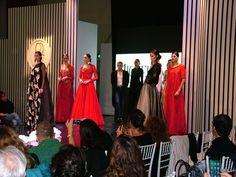 """Lo stilista Michele Miglionico special guest """"Sposi del Nuovo Millennio"""" Palacongressi d'Abruzzo Montesilvano (Pescara).- Catwalk"""