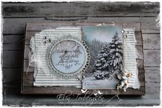 Diy And Crafts, Paper Crafts, Christmas Cards, Xmas, Wood Projects, Card Making, Printables, Scrapbook, Album