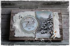 God jul og godt nyttår med Toffifee / Inspirasjon, Kreativitet og Papirglede!
