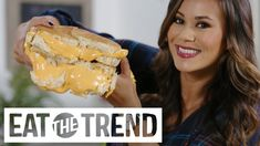 How to Make a Supersize Grilled Cheese   Eat the Trend
