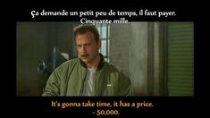 FRENCH LESSON - learn french with movies ( french + english sub ) The Jackal part3 - YouTube How To Speak French, Learn French, Real Teacher, French Lessons, French Language, Lessons Learned, English, Education, Learning
