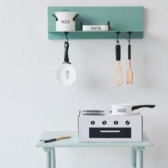 Design Letters Cooking class, kids kitchen playset, 5 pcs