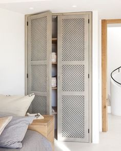 Home Interior Living Room .Home Interior Living Room Closet Hacks, Ikea Closet Hack, Closet Ideas, Pool Houses, Beach House Decor, Home Decor Accessories, Cheap Home Decor, Tall Cabinet Storage, Cabinet Doors