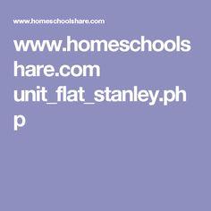 www.homeschoolshare.com unit_flat_stanley.php