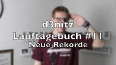 d3nitzs Lauftagebuch #11 - Neue Rekorde | #Rennsemmel