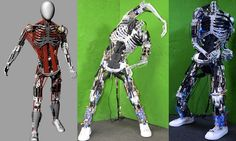 Researchers at the University of Tokyo are taking bio-inspired robots to new heights with Kenshiro, their new human-like musculoskeletal robot. Kenshiro's underlying structures are the closest biomechanical creation to the human's form created.