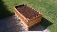 Planter, pallet, wood, woodworking, . Free tutorial with pictures on how to make a pot / planter in 14 steps by woodworking with wood pallet, saw, and wood stain. Inspired by garden. How To posted by Mademoiselle Jo. in the Home + DIY section Difficulty: Simple. Cost: 3/5.