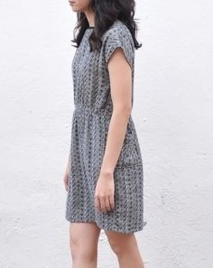 ace&jig spring14 ditsy garden dress at Myth & Symbol