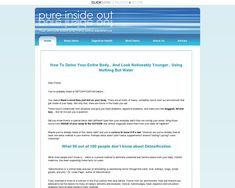 Product Name: Pure Inside Out – Detox Bath: Safe and Gentle Everyday Body Detox Click here to get Pure Inside Out – Detox Bath: Safe and Gentle Everyday Body Detox at discounted price while it's still available… All orders are protected by SSL encryption – the highest industry standard for online security from trusted vendors. …