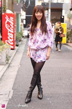 Magazine on Japanese street fashion, runway fashion and street culture. Japanese Streets, Japanese Street Fashion, Harajuku Style, Harajuku Fashion, Cute Fashion, Asian Fashion, Japan Street, Runway Fashion, Womens Fashion