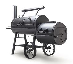 The Loaded Wichita Offset Smoker - Yoder Smokers | Competition Grade BBQ Grills And Smokers