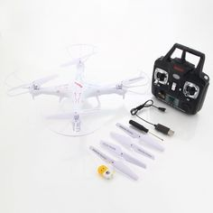 Drone Quadcopter Completo Syma X5c Com Câmera Hd  For more information about phantom drones and other types of drones, check our site