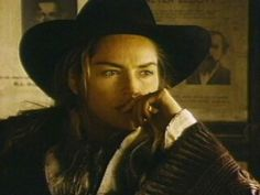 Sharon Stone in The Quick and the Dead 1995