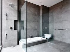 Interior design for a private residence in Eng Kong Garden, Singapore by HYLA Architects Nautical Bathrooms, Modern Bathroom, Master Bathroom, White Bathroom, Bathroom Toilets, Bathroom Renos, Washroom, Home Interior, Bathroom Interior