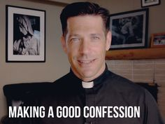 If you have ever wondered how to make a good confession, Fr. Mike Schmitz has some solid advice for you. He points out that preparing for a good confession starts when we recognize that being a &#8…