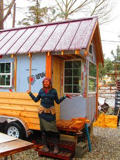 Five Unexpected Outcomes Of Tiny Houses