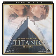 Fun Party Games, Adult Party Games, Adult Games, Games For Kids, Games To Play, Titanic History, Titanic Movie, Street Game, Star Cards