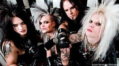 crashdiet band - Bing images