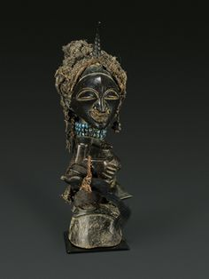 Songye Nkisi (Power Figure), Southern Milembwe, DR Congo