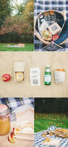 Apple Picking Party | Style Me Pretty