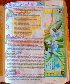 Bible Marginalia Ecclesiastes 1 3