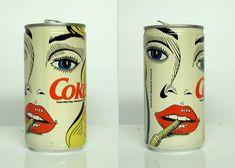 coke can design - Buscar con Google