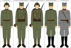 Royal Yugoslavian army uniform