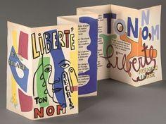"""Exposition """"Autour du poème Liberté. Paul Eluard et Fernand Léger en dialogue"""" - Côte d'Azur - Exposition """"Autour du poème Liberté. Paul Eluard et Fernand Léger en dialogue"""""""
