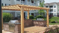 The Enclave at Winghaven, Ofallon, MO.  This is our outdoor kitchen.
