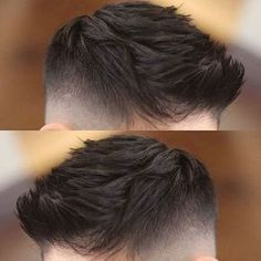 Loving this textured messy dry look☝️Wax, Putty or Clay? What do you think? #GroomUp #Theguybar