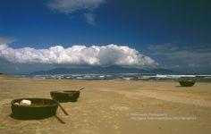 Danang, China Beach, Vietnam.