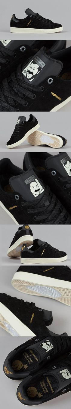 THE HUNDREDS X ADIDAS SKATEBOARDING – STAN SMITH VULC adidas Originals