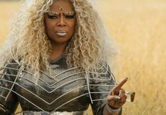 """This symbol launched through Disney displays Oprah Winfrey in a scene from """"A Wrinkle In Time."""" (Atsushi Nishijima/Disney by the use of AP) (© 2017 Disney Oprah Winfrey, Family Movies, New Movies, Movies And Tv Shows, Pixar Movies, Disney Movies, Mira Sorvino, A Wrinkle In Time, Olivia Wilde"""