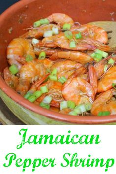 """A """"how to"""" to create a Jamaican street food delicacy made of whole shrimp, marinated in hot pepper marinade then cooked to perfection."""