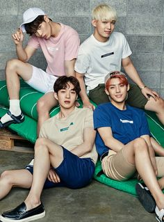 Hyunsik Btob, Yook Sungjae, Minhyuk, Im Hyun Sik, Weightlifting Fairy Kim Bok Joo, Lee Min, Pop Group, My Boys, Fangirl