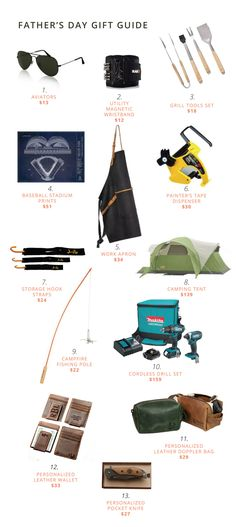 Father's Day Gift Guide 2020 | In Honor Of Design