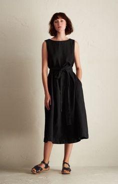 Toast linen dress