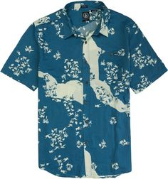 VOLCOM STONEPEDE SS SHIRT Mens Clothing Shirts | Swell.com