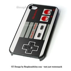 Nintendo Game Controller Retro Stick iPhone 4 4S 5 5S 5C 6 6 Plus , iP – Resphonebility