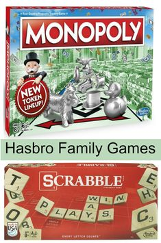 Hasbro has a variety of board games and card games that families enjoy playing. Monopoly and Scrabble are two of their most popular games. #gameon #hasbrogames #boardgames #monopoly #WarnetGameOnline Fun Group Games, Fun Card Games, Fun Games, Games To Play With Kids, Online Games For Kids, Family Reunion Games, Family Games, Star Citizen, Phonics Games Online