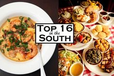 Top 16 Iconic Southern Restaurants