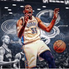 Kevin Durant Basketball, Oklahoma City Thunder