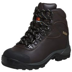 Garmont Women's Syncro Plus GTX Hiking Boot by Garmont. $149.98. leather. Foul weather fighter with Gore-Tex, top grain leather and few seams, all protected by a rugged toe bumper. Amazon.com                Garmont's Syncro Plus GTX is a sturdy, shock-absorbing, all-weather, all-terrain hiking boot that's built for backpacking. Top-grain leather uppers are designed with fewer seams and lined in Gore-Tex, so your feet stay dry and comfortable. Generous ankle support, stiffer i...